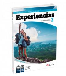 Experiencias Internacional A2 Libro del profesor / Підручник для вчителя