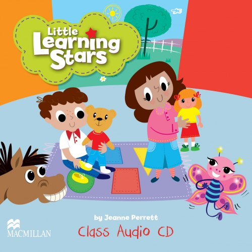 Little Learning Stars Class Audio CD / Аудіо диск