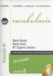 Vocabulario Avanzado B2 con soluciones + CD