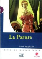 Lectures Mise en Scene 1 La parure Livre + CD audio