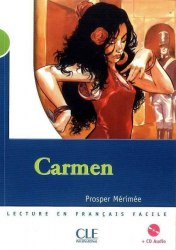 Lectures Mise en Scene 2 Carmen Livre + CD audio