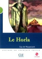 Lectures Mise en Scene 2 Le Horla Livre + CD audio