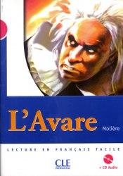 Lectures Mise en Scene 3 L`Avare Livre + CD audio