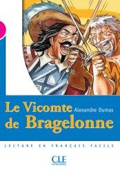 Lectures Mise en Scene 3 Vicomte de Bragelonne Livre + CD