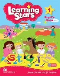 Learning Stars 1 Pupil's Book / Підручник для учня