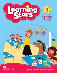 Learning Stars 1 Activity Book / Робочий зошит