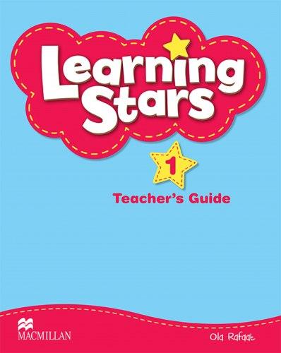 Learning Stars 1 Teacher's Guide / Підручник для вчителя