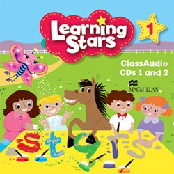 Learning Stars 1 Class Audio CDs 1 and 2 / Аудіо диск