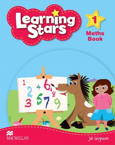 Learning Stars 1 Maths Book / Зошит для математичних прописів