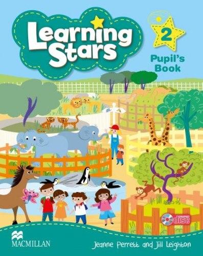 Learning Stars 2 Pupil's Book / Підручник для учня