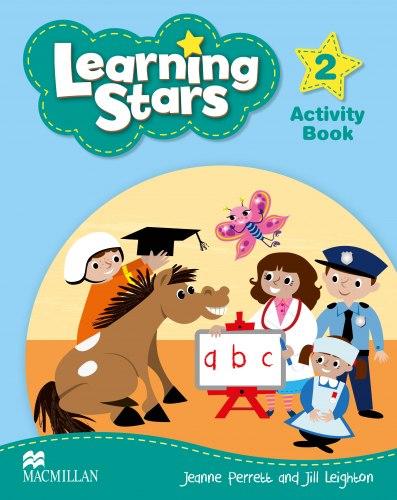 Learning Stars 2 Activity Book / Робочий зошит