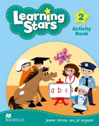 Learning Stars 2 Activity Book / Робочий зошит