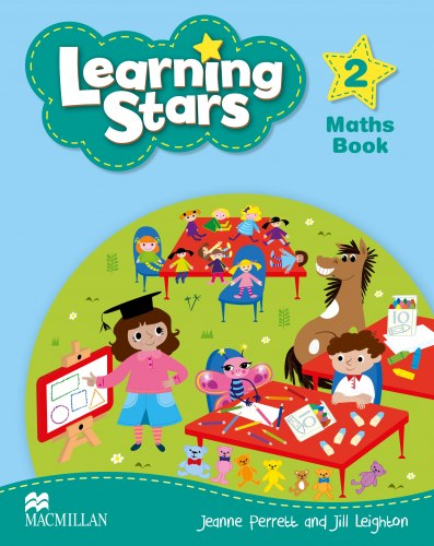Learning Stars 2 Maths Book / Зошит для математичних прописів