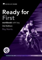 Ready for First 3rd Edition Workbook with key and Audio CD / Робочий зошит