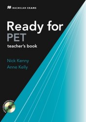 Ready for PET Teacher's Book with CD-ROM / Підручник для вчителя