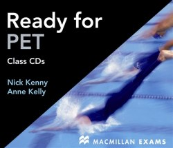 Ready for PET Class CDs / Аудіо диск
