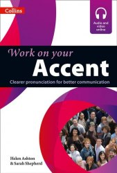 Collins Work on Your Accent Book with Audio CD and DVD
