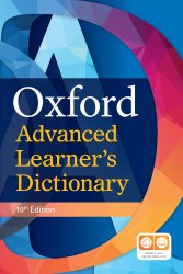 Oxford Advanced Learner's Dictionary 10th Edition with 1 year's access to both premium online and app / Словник