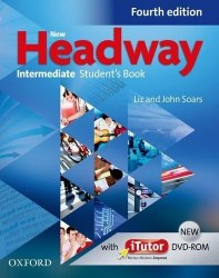 New Headway (4th Edition) Intermediate Students Book with iTutor / Підручник для учня