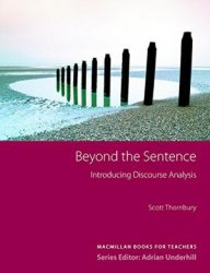 Beyond the Sentence: Introducing Discourse Analysis