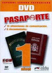 Pasaporte 1 (A1) DVD Zona 1 / DVD диск
