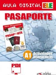 Pasaporte 1 (A1) Pizarra Digital Interactiva (resources for IWB) / Ресурси для інтерактивної дошки