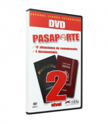 Pasaporte 2 (A2) DVD Zona 1 / DVD диск