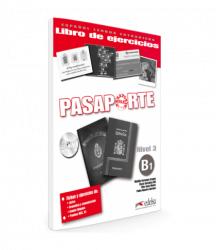 Pasaporte 3 (B1) Libro del ejercicios + CD audio / Робочий зошит