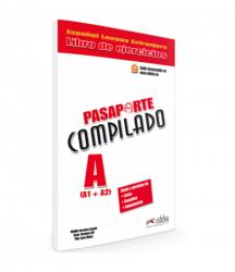 Pasaporte Compilado A (A1+A2) Libro de ejercicios / Робочий зошит