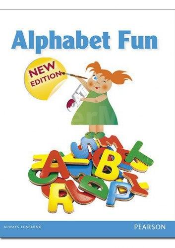 Fly High 1 Alphabet Fun and Phonics Pearson