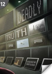 Page Turners 12 Deadly Truth (2600 Headwords)