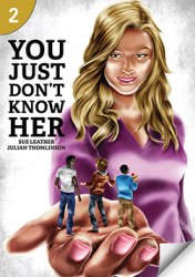 Page Turners 2 You just don't know her (300 Headwords)