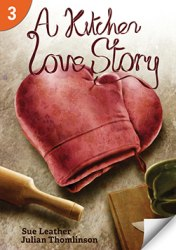 Page Turners 3 Kitchen Love Story (400 Headwords)