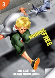 Page Turners 3 Running Free (400 Headwords)