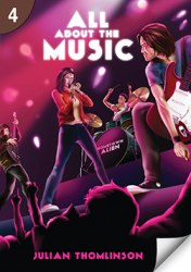 Page Turners 4 All About Music (550 Headwords)