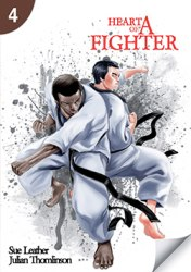 Page Turners 4 Heart of a Fighter (550 Headwords)