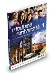 L'italiano all'universita 1 Libro di classe ed Eserciziario + CD audio / Підручник + зошит