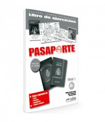Pasaporte 1 (A1) Libro del ejercicios + CD audio / Робочий зошит