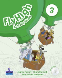 Fly High 3 Activity Book with CD-Rom / Робочий зошит