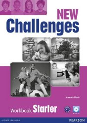 New Challenges Starter Workbook with Audio CD / Робочий зошит