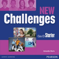 New Challenges Starter Class Audio CDs / Аудіо диск