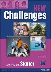 New Challenges Starter Active Teach Pearson