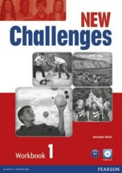 New Challenges 1 Workbook with Audio CD / Робочий зошит
