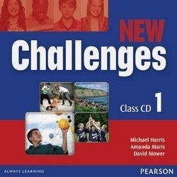 New Challenges 1 Class Audio CDs / Аудіо диск