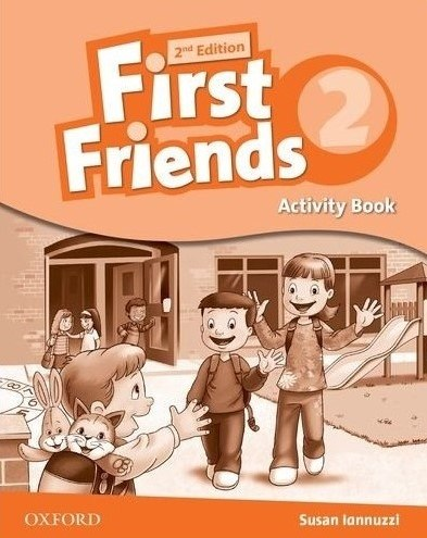 First Friends 2 (2nd Edition) Activity Book / Робочий зошит