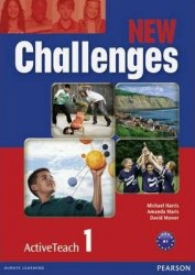 New Challenges 1 Active Teach / Ресурси для інтерактивної дошки