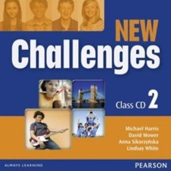 New Challenges 2 Class Audio CDs / Аудіо диск