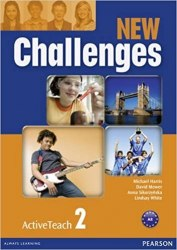 New Challenges 2 Active Teach / Ресурси для інтерактивної дошки