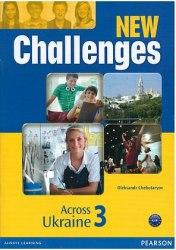 New Challenges 3 Across Ukraine / Брошура з українознавчим матеріалом