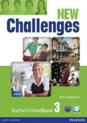 New Challenges 3 Teacher's Handbook & Multi-ROM Pack / Підручник для вчителя